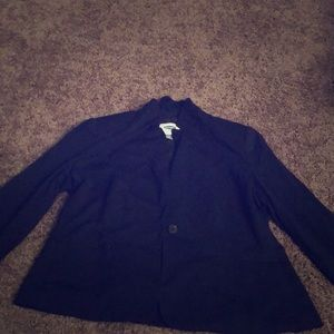 Navy Blue Old Navy Blazer